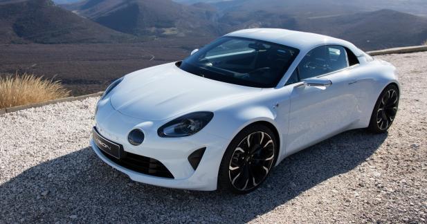 Alpine pourrait utiliser des moteurs Mercedes-AMG