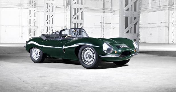 Retour en production après 60 ans pour la Jaguar XKSS
