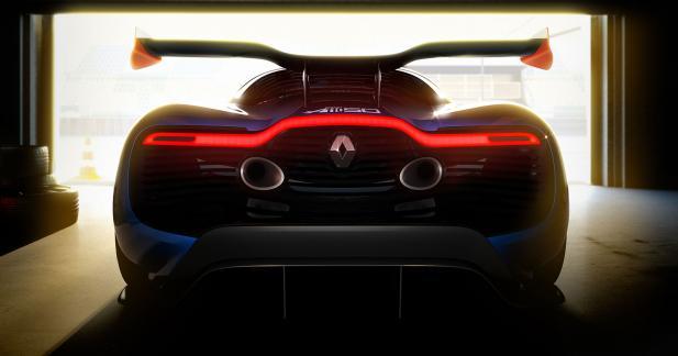 Il y aura une supercar Alpine à V8 AMG