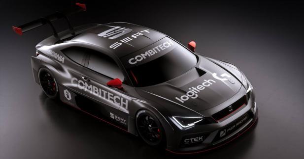 Seat Leon STCC : 420 ch et une carrosserie tricorps pour la compétition