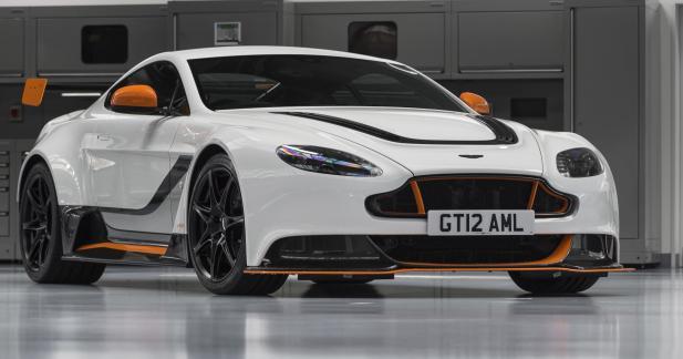 Bientôt une Vantage GT8 chez Aston Martin