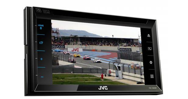 Un nouvel autoradio vidéo chez JVC