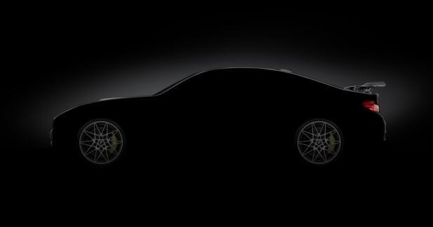 L'Espagne aura droit à une BMW M4 CS inédite
