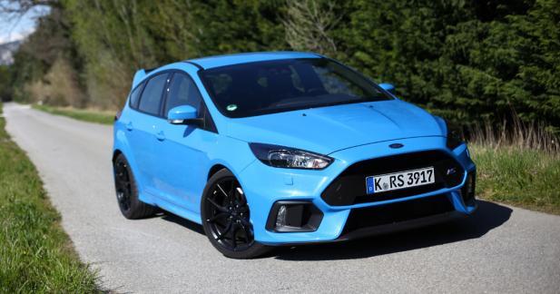 Essai Ford Focus RS : on en rêvait, Ford l'a fait!