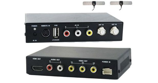 Un tuner TNT compatible avec la HD chez Veba