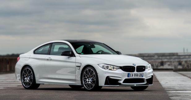 BMW M4 Tour Auto Edition : ultra-limitée et réservée à l'Hexagone