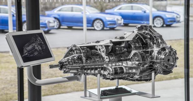 Essai Audi quattro ultra : l'efficience sans compromis