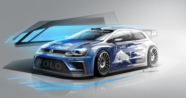Plus de muscle pour la Volkswagen Polo R WRC 2017