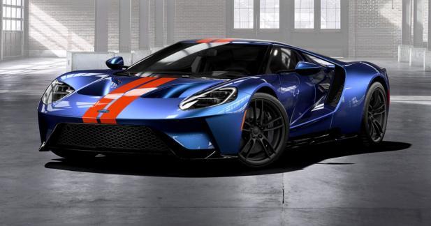 Configurez la Ford GT de vos rêves