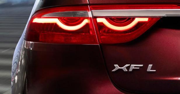 La Jaguar XF aura une version longue construite en Chine