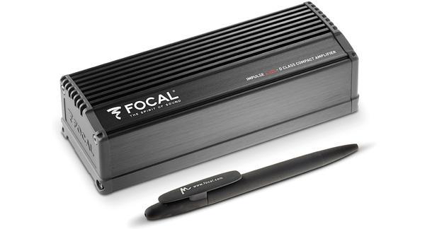 Focal donne un nouveau souffle aux autoradios avec l'ampli Impulse 4.320