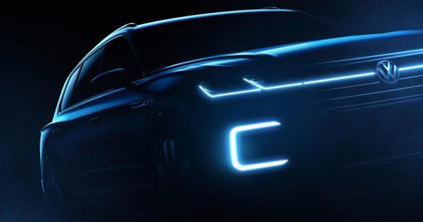 Volkswagen Touareg III : un aperçu au salon de Pékin