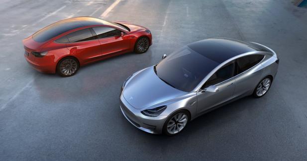 Fiat-Chrysler pourrait produire une rivale de la Tesla Model 3