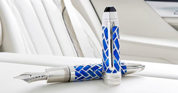 Un beau stylo en plus