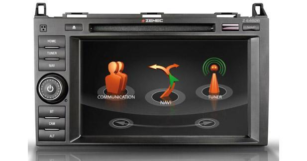 Zenec dévoile un nouvel autoradio spécialement conçu pour le Mercedes Vito