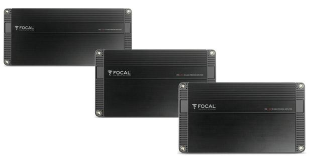 Focal renforce sa gamme d'amplificateurs
