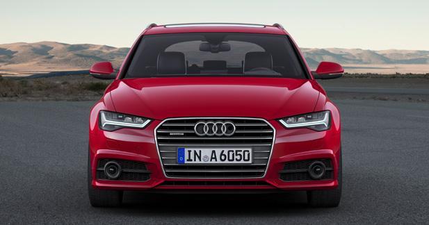 Audi A6 et A7 restylées: évolutions en toute discrétion
