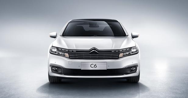La nouvelle Citroën C6 exclusive à la Chine se dévoile