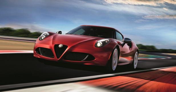 Alfa Romeo lance une 4C encore plus exclusive en série limitée
