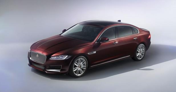 Jaguar XFL : le félin s'étire les pattes