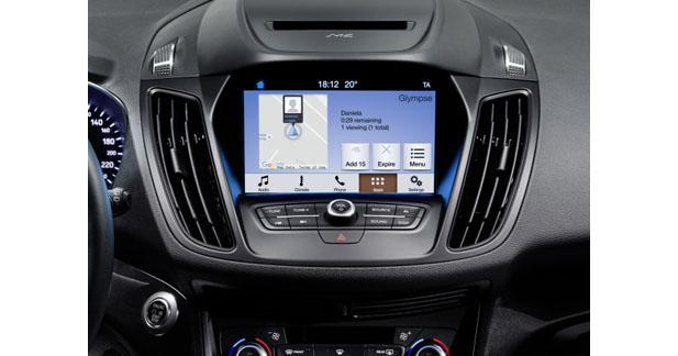 Android Auto arrive chez Ford en Europe avec le Sync 3