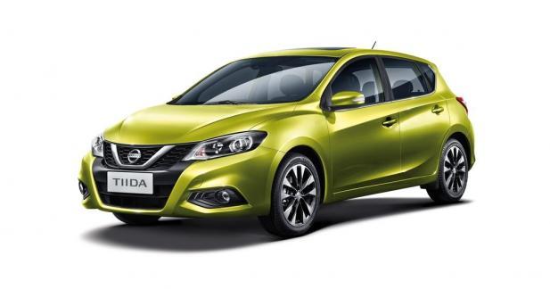 La Nissan Pulsar débarque en Chine avec un nouveau visage