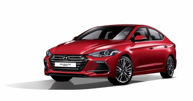 Hyundai lance sa première berline sportive