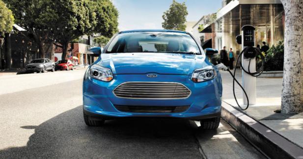Ford veut un modèle électrique pour concurrencer la Tesla Model 3