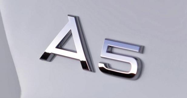Nouvelle Audi A5 : rendez-vous le 2 juin