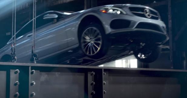 La Mercedes Classe C Coupé casse littéralement la baraque