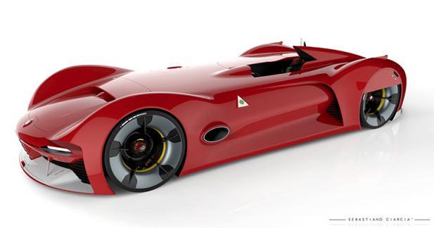 Alfa Romeo Trionfo : quand le passé rencontre le futur