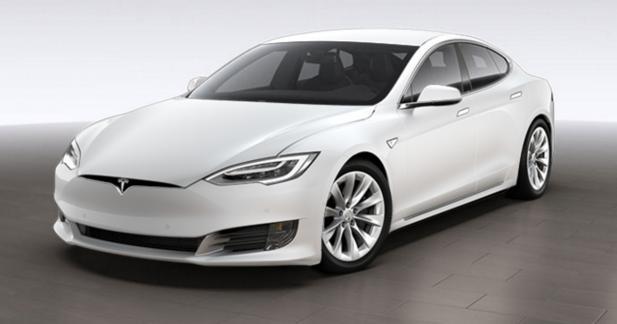 Tesla rallonge l'autonomie de la Model S premier prix en option