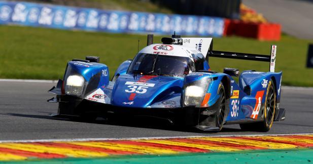 Alpine remporte les 6 Heures de Spa après une lutte acharnée