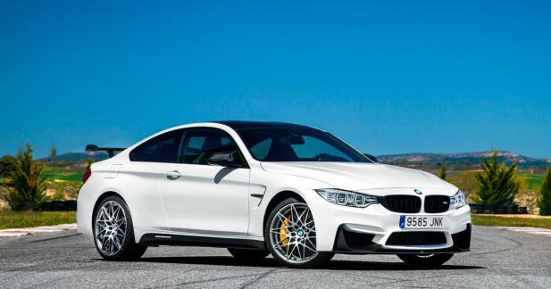 BMW M4 Competition Sport : mi-GTS, mi-M4 Competition
