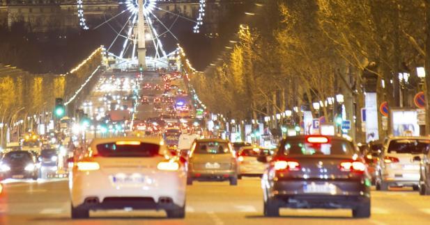 Plan anti-pollution à Paris : les véhicules anciens bannis dès juillet