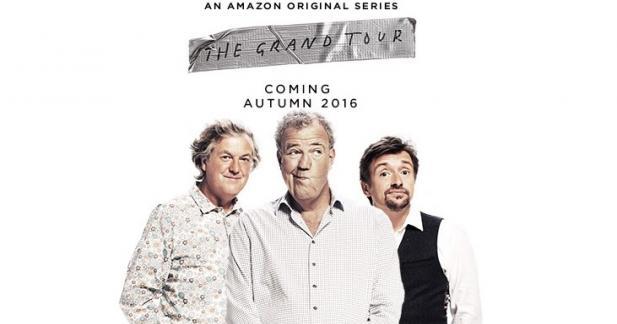 Clarkson et sa bande de retour dans The Grand Tour