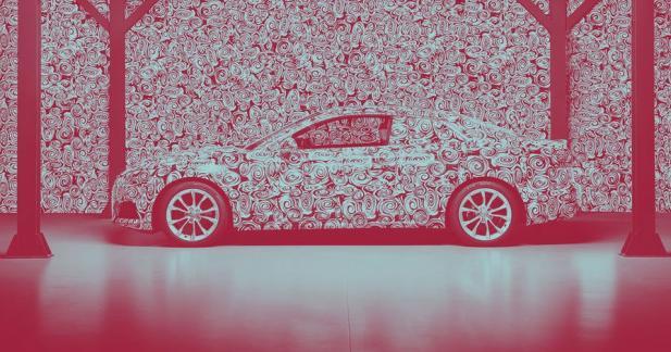 Première photo officielle de la nouvelle Audi A5