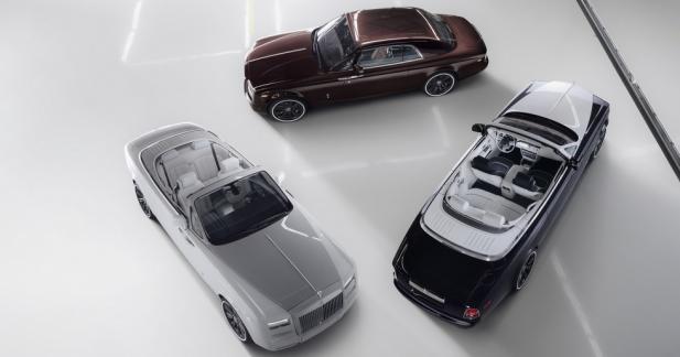 La Rolls-Royce Phantom fait ses adieux avec la Zenith Collection