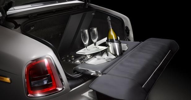 Rolls-Royce a pensé aux pique-niqueurs !