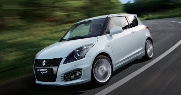 Suzuki avoue des irrégularités dans ses consommations