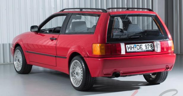 Volkswagen Corrado Magnum : le break de chasse inconnu aux accents d'Audi