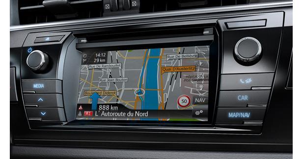 HERE étend son partenariat avec Toyota Motor Europe pour la navigation embarquée