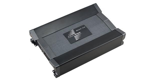 Precision Power renouvelle sa gamme d'amplificateurs Black Ice