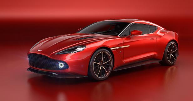 L'Aston Martin Vanquish magnifiée par Zagato