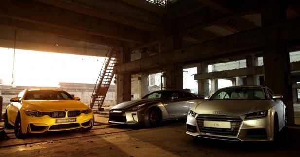 Gran Turismo Sport sortira en novembre sur PS4