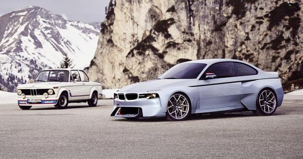 BMW 2002 Turbo Hommage : comme son nom l'indique