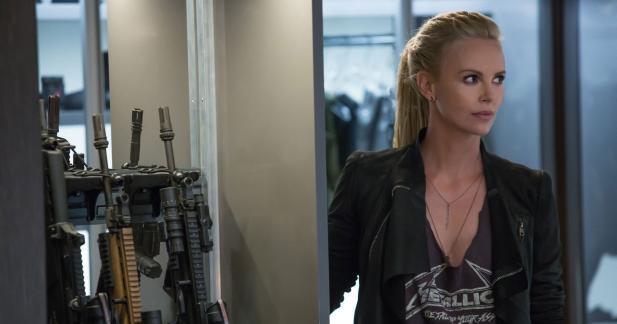 Charlize Theron dévoile son rôle dans Fast & Furious 8