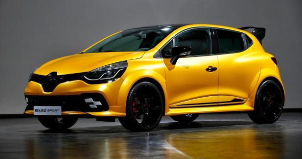 Renault présentera une Clio RS extrême ce vendredi