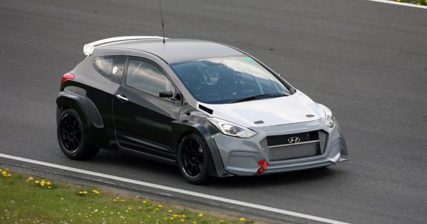 La Hyundai i30 radicale sera aux 24 Heures du Nürburgring