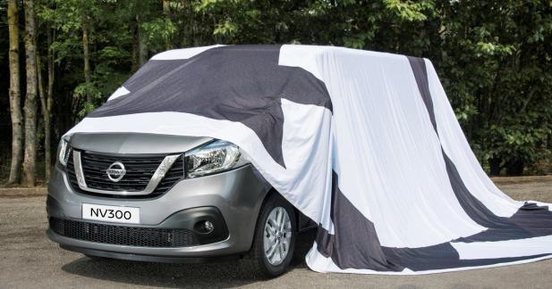 Le Renault Trafic aura bientôt un nouveau cousin, le Nissan NV300